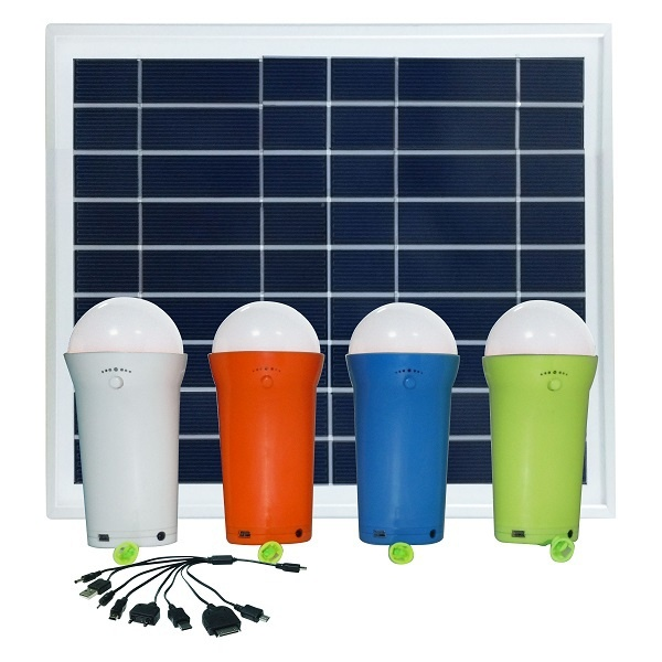 Cheap hot-sale portable solar system for light