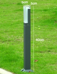 outdoor solar lawn lamp