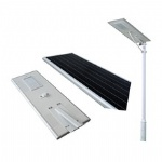 80W Solar street led light with motion sensor security light with built-in digital camera