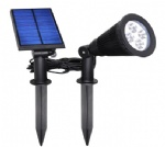 Outdoor LED SOLAR LAMP